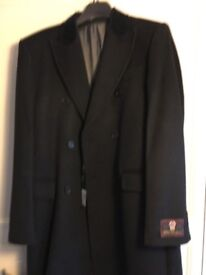Mens overcoat marks and spencer medium new with tags