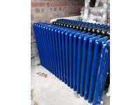 Steel radiators 'cast iron style'