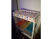 Baby chaning unit for sale