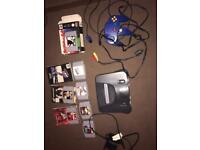 N64 with 8 games fully working looking to swap for rc car