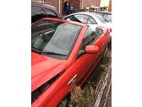 Salvage Vauxhall Tigra sport 1.4 petrol