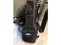 Ibenez double gig bag for guitars
