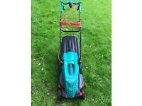 Bosch Rotak 370 ER rotary lawnmower