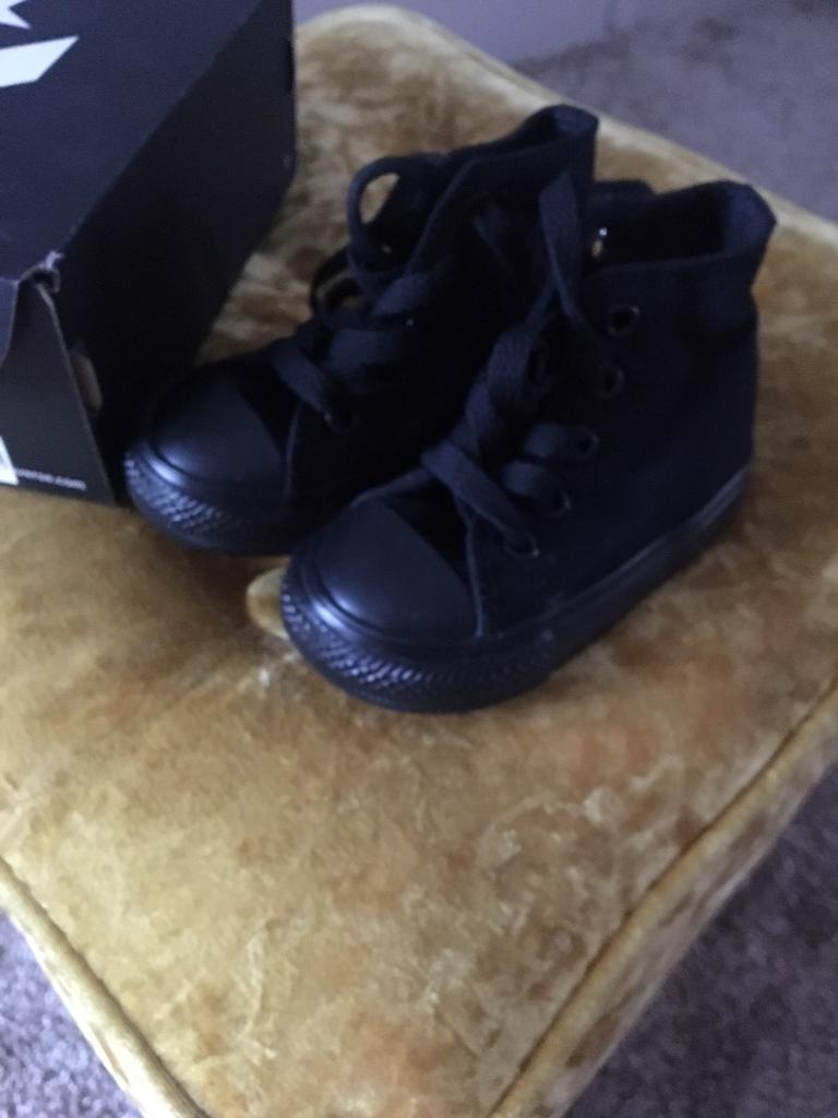 fb40322607b6 Black converse