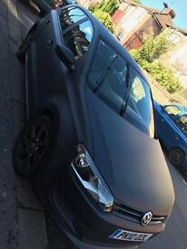 VW POLO 1.2 2010 WITH BEAUTIFUL CARBON FIBRE WRAP CLASS A CAR TO BE SOLD ASAP! CHEAP INSURANCE!