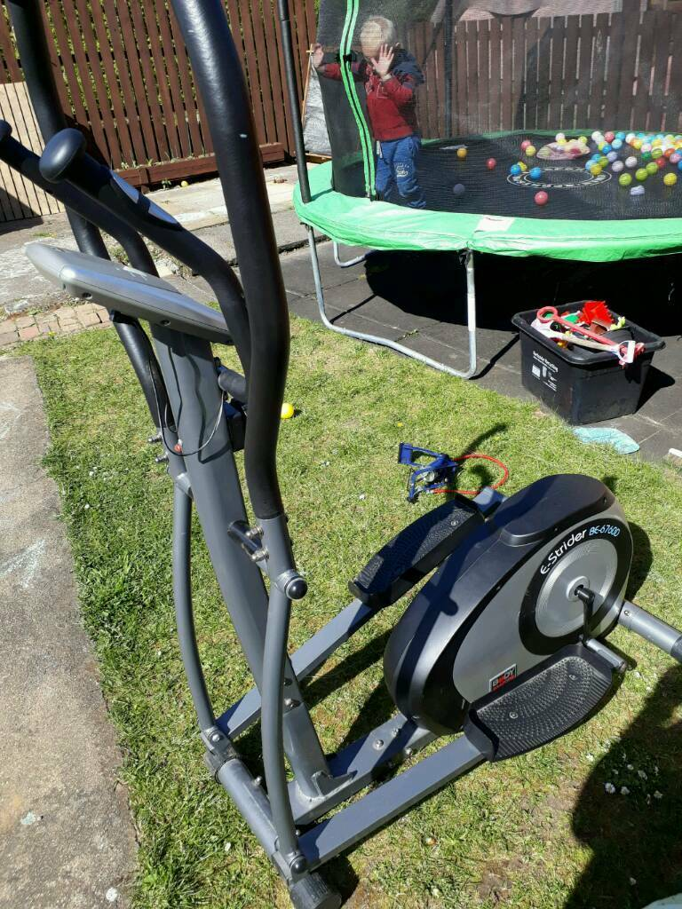 Crosstrainer not workingin Bonnybridge, FalkirkGumtree - Body Sculpt E strider. In good condition but battery operated screen not working. £20 ono