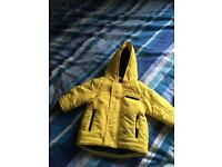 Brand new next baby jacket