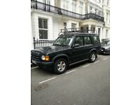 Land Rover Discovery 2 TD5 ES Auto (1999/S Reg) + 7 Seater + ES PACK + BEIGE LEATHER + SAFARI RACK +