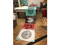 XL PVC banners - Asian Inspired graphics
