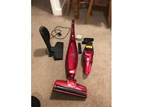 Morphy Richards 2-in-1 Supervac Cordless Vac