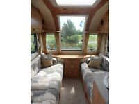 BAILEY PEGASUS RIMINI GT65 - 4 BERTH - FIXED TWIN BEDS - 2013 - FOR SALE - COASTFIELDS