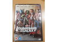 Guardians of the galaxy vol 2 DVD brand new sealed