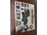 Sega Mega Drive classic game console with 80 built in games