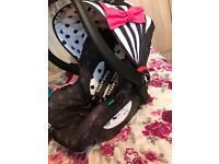 Cosatto car seat very good condition