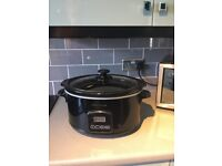 Slow cooker 4.5 litres