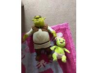 Shrek and Felica