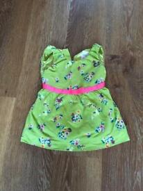 Girls dresses, 9-12 months