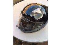 Black helmet G-MAC Pilot, size S