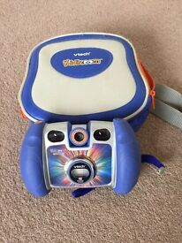 KidiZoom Camera by Vtech, with Case, Excellent Condition