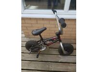 Must see. Excel mini rocker with stunt pegs