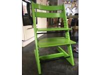 Stokke Tripp Trapp high chair kids