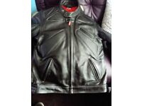 Nankai Leather Jacket and Leather Trousers as new