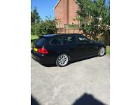BMW 3 Series estate 318d not Audi Volkswagen Mercedes