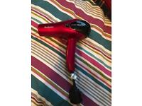 Babyliss cordkeeper hairdryer hot pink.