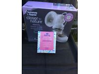 Tommee tippee electric breast pump and storage bags