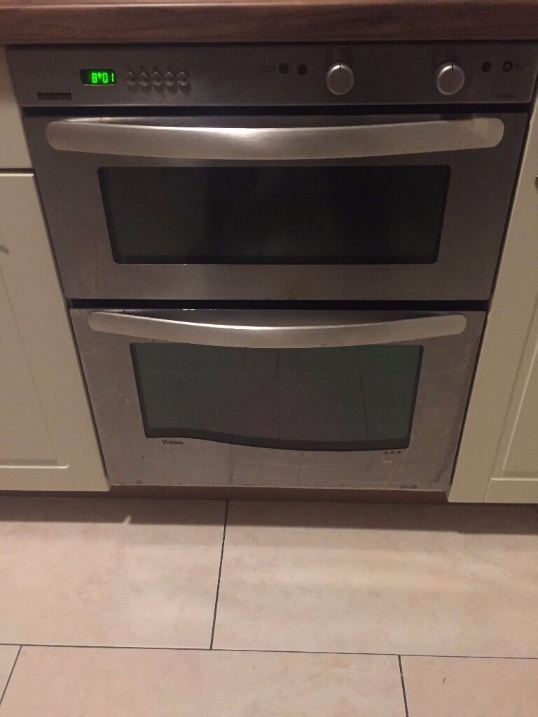 New World Kitchen Appliances New World E70doa Electric Double Oven 60cm W 70cm H For Parts
