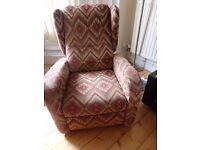 Recliner armchair REDUCED! Price now SLASHED!