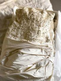 Wedding Dress by Constantina