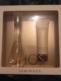 Ghost luminous Perfume set