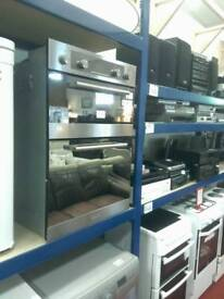 Baumatic electric built in double oven tcl 19020