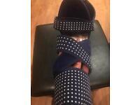 Womens diamond heels