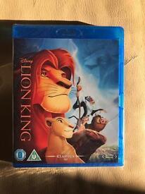 Brand new lion king