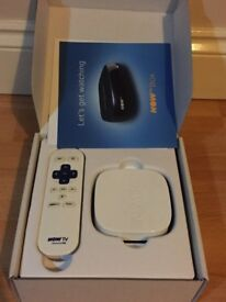 Now TV box wireless with remote