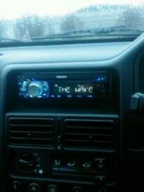 Philips in car CD player