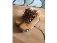 Timberland Bromilly hiking boots, Tan, size 10.5
