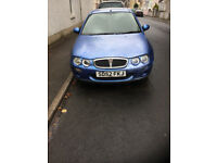 Rover 25, 5 Door (Reduced) MOT until June 2018