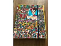 Wheres wally folder set Brand new