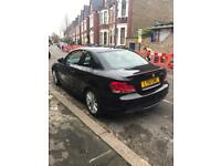 BMW 1SERIES COUPE 120D MSPORT 41K ON THE CLOCK AUTOMATIC - FLAPPY PANDLE GEAR SHIFT - 2 OWNERS