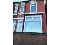 2/3 Bedroom House to Rent. Osmaston Road, Allenton.