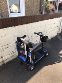 Micro Glide Mobility Scooter