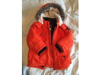 Boys coat age 3-4
