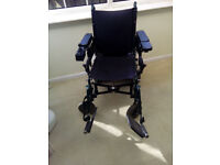 Electric wheelchair selling due to bereavement. Old but good working order. Manual available. .