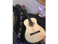 34 inch guitar