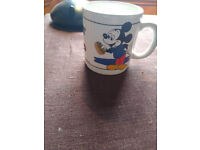 Mickey Mouse Mug - Retro