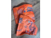 Zoggs armbands
