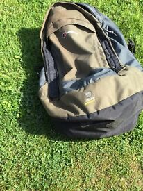 Large berghaus rucksack for sale